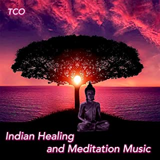 Indian Healing and Meditation Music (1 Hour Relaxing Indian Music for Meditation with Percussions, Sitar, Tibetan Bells and Sounds of Nature)