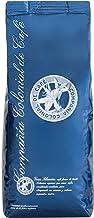 Cafe en Grano Natural Arabica 100% 1kg – Café Espresso Intenso con Mezcla de Origen Colombia y Brasil – Comercio Justo.