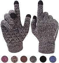 womens winter touch screen gloves