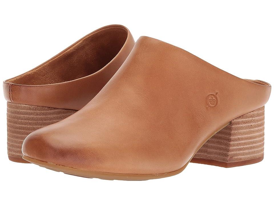 Born Agata (Tan (Cuoio) Full Grain Leather) Women