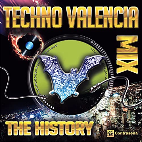 Techno Valencia Mix (The History) Back to the 90s de Varios ...