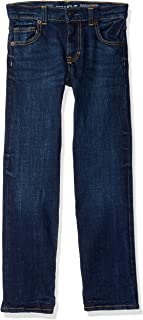 Gymboree Boys' Big Straight Jeans