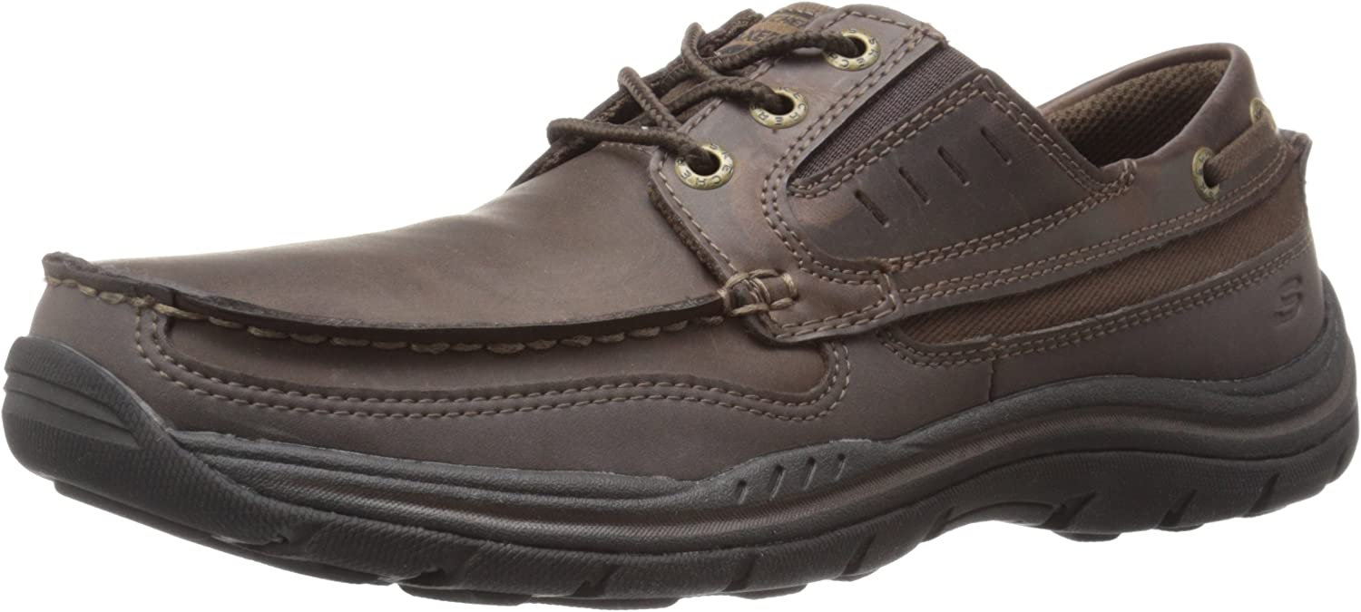Skechers USA Men's Expected Gembel Boat shoes