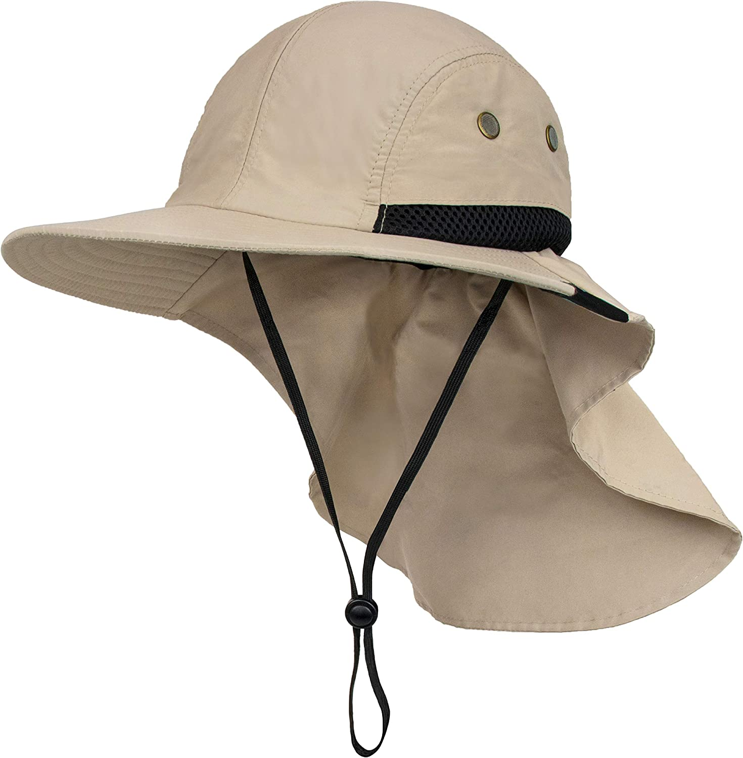 Fishing Hat with Neck Flap Popular Popular standard popular Sun Hiking for Wo Men Protection
