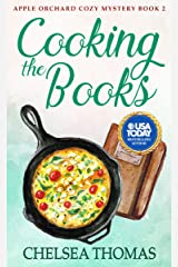 Cooking the Books (Apple Orchard Cozy Mystery Book 2) Kindle Edition