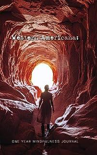 Western Americana: One Year Mindfulness Journal