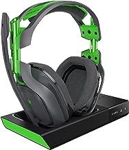 ASTRO A50 Wireless Headset + Base Station for Xbox One - GREY/GREEN - RF - N/A - WW