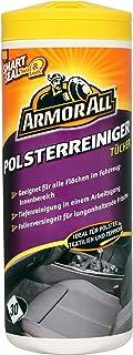 Armor All 33025L - Toallitas limpiadoras para tapicerías (25 unidades), brillante