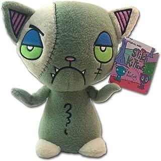 Stitch Kittens Herb Cumber Flop Plush Figure, Green