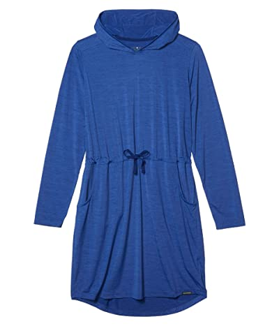 ExOfficio BugsAway(r) Sol Cool Kaliani Dress (Admiral Blue Heather) Women