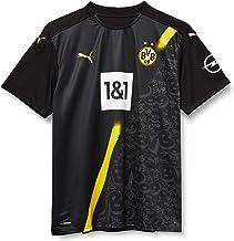 PUMA Heren BVB Away Shirt Replica Ss W.Sponsor nieuw voetbalshirt