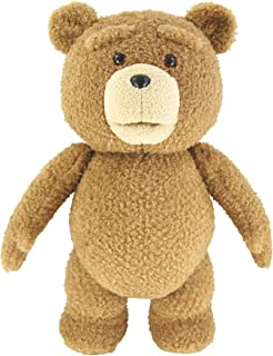 Ted 16-inch Plush with Sounds and Moving Mouth