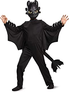 toothless costume for kids