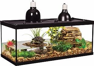 Tetra Deluxe Aquatic Turtle Kit, 20-Gallon, 30 x 12 x 12-Inches