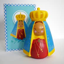 Our Lady of Aparecida Brazil Collectible Vinyl Doll