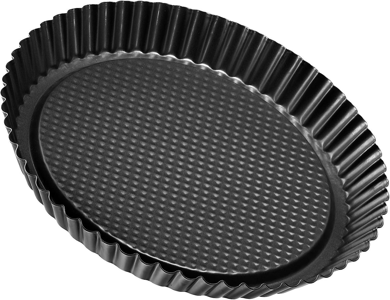 قالب فطيرة-تورتة من الفولاذ الكربوني غير القابل للالتصاق من زنكر 27.94 سم
