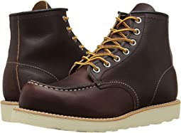 "Red Wing Heritage 6"" Moc Toe"
