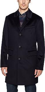 Cole Haan Men's Lambswool Button Front Jacket