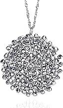 handmade crystal pendant