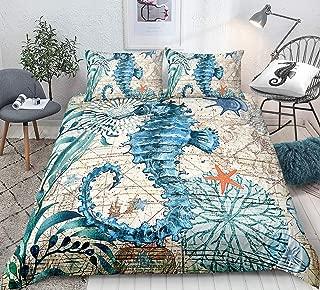 Best seahorse comforter set Reviews