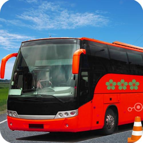 Simulateur de conduite de bus touristique OffRoad