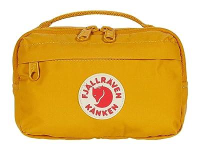 Fjallraven Kanken Hip Pack (Ochre) Bags