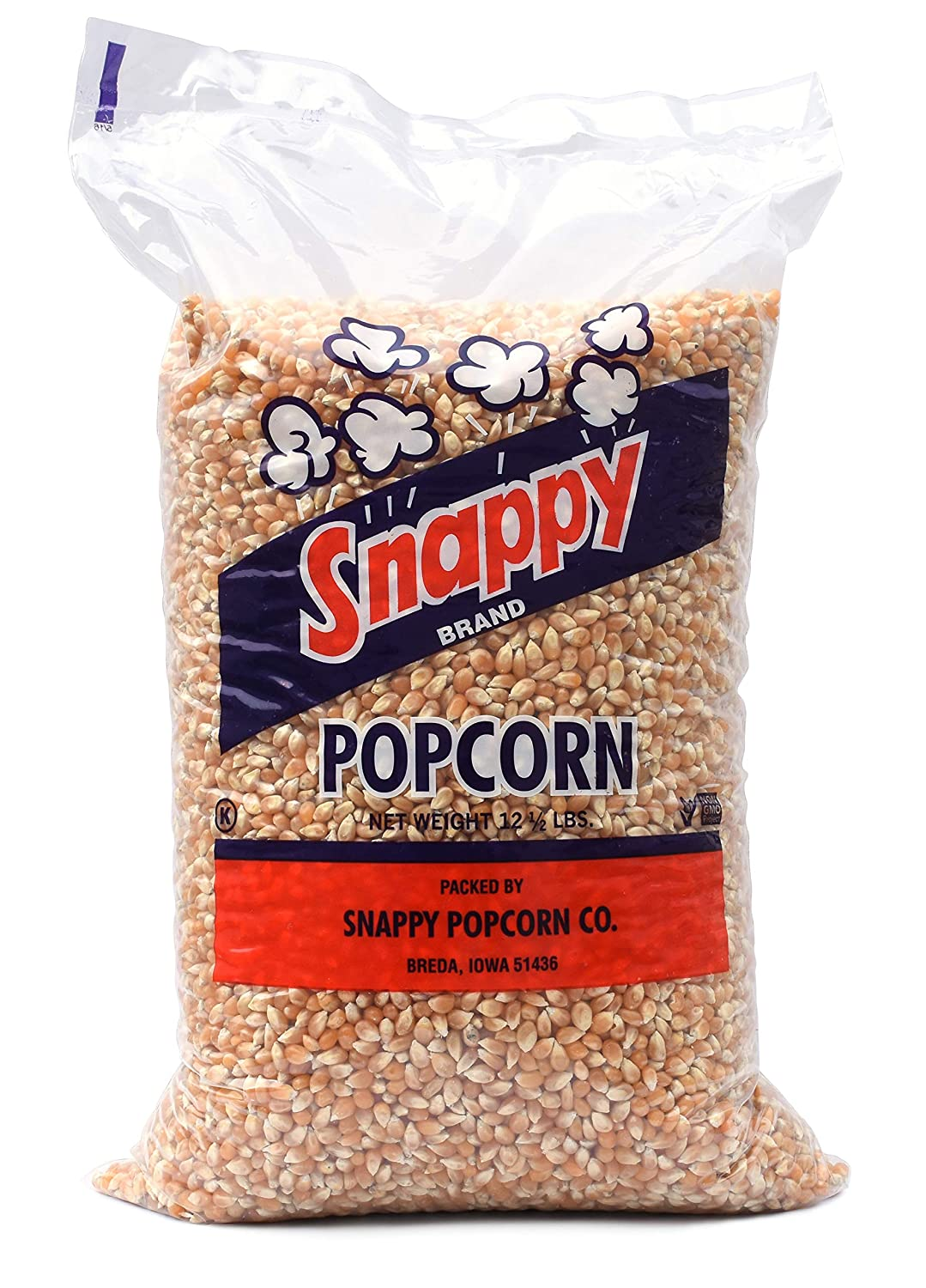 Snappy low-pricing Yellow Popcorn 12.5 NEW before selling ☆ Pounds Kernels