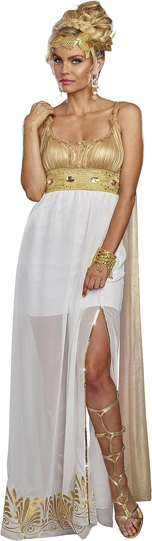Dreamgirl 10688 Athena Costume, Large
