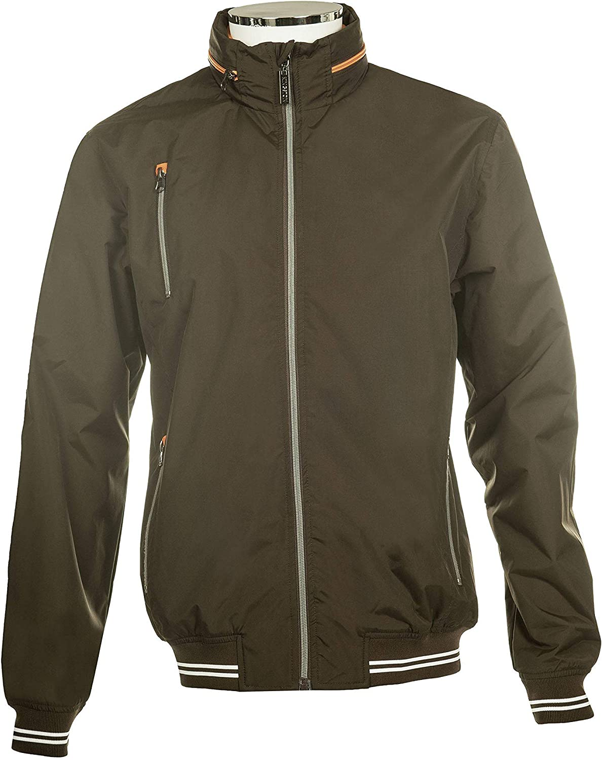 HKM HKM HKM Sports Equipment Kingston Reitjacke -San Francisco-, Dunkelbraun, XXXL B01G5DBTBE  Bevorzugtes Material ebdf6d
