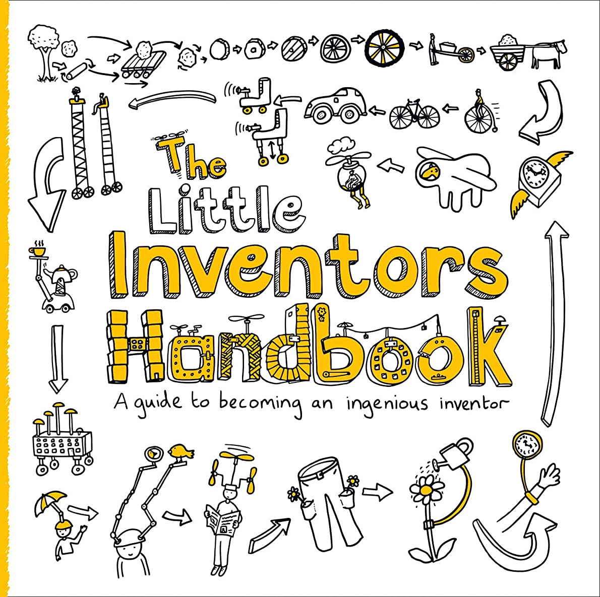 日試みる振り子The Little Inventors Handbook: A guide to becoming an ingenious inventor (English Edition)