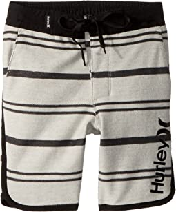 Striped Hangout Walkshorts (Little Kids)