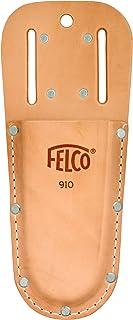 Irega 11540067 FELCO 11540067-Felco 910 Funda Cuero PRES. y Enganche, Marrón, 26 x 16 x 12 cm