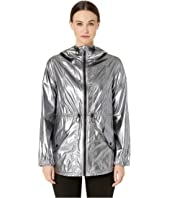 Cushnie - Hooded Jacket with Adjustable Waist and Pockets