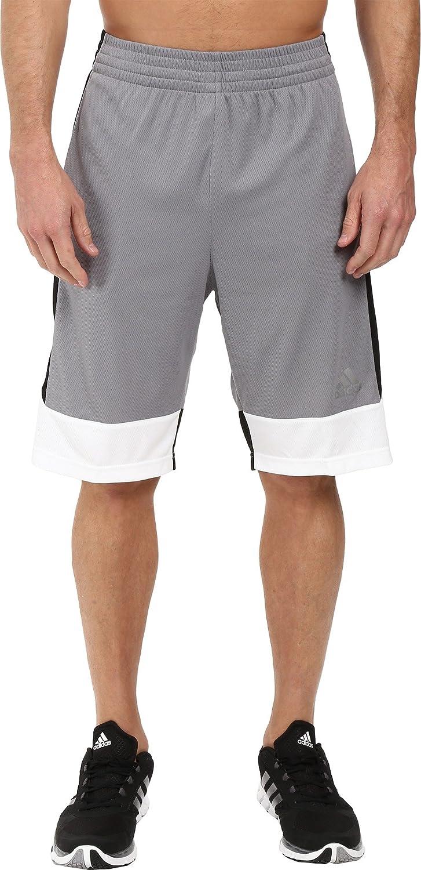 adidas Men's Basketball Shorts Item Max Kansas City Mall 44% OFF Key
