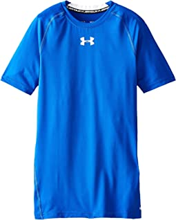 Heatgear® Armour® Fitted S/S Tee (Big Kids)