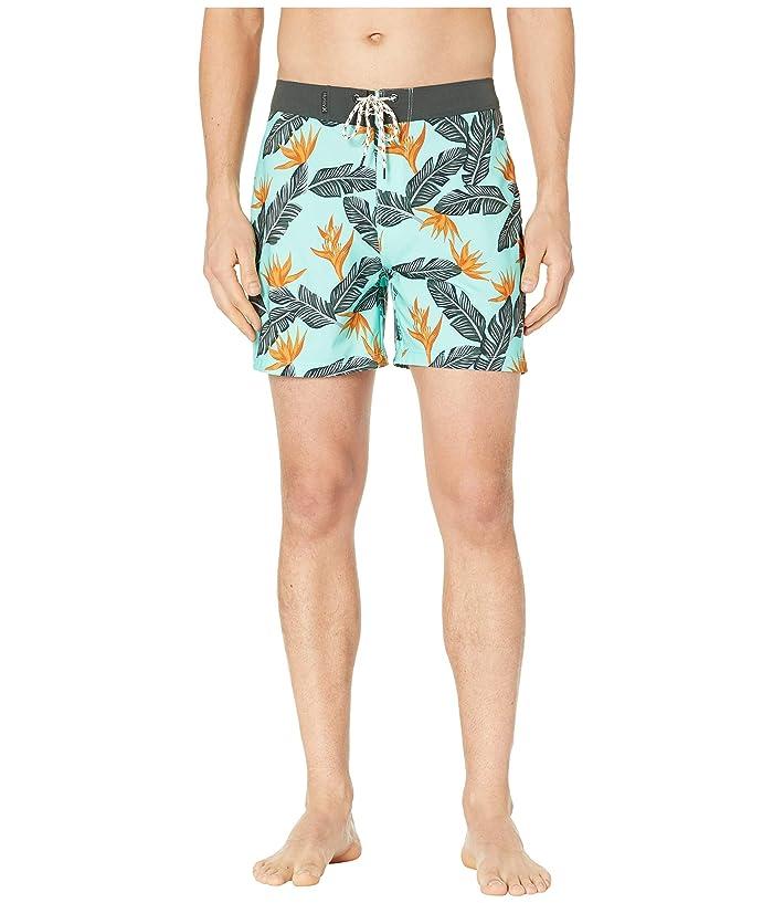 Hurley Phantom Paradise 16 Boardshorts (Tropical Twist) Men