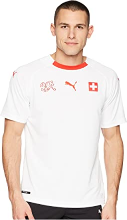 Suisse Away Shirt Replica