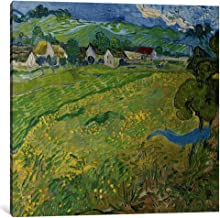 iCanvasART 1-Piece Le Vessenots a Auvers Canvas Print by Vincent Van Gogh, 1.5 by 12 by 12-Inch