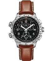 Hamilton - Khaki X-Wind GMT - H77912535