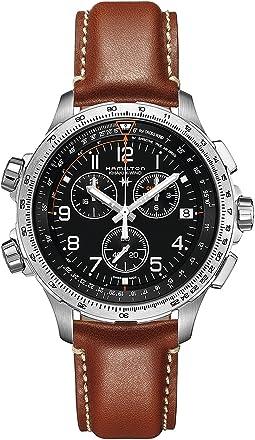Khaki X-Wind GMT - H77912535