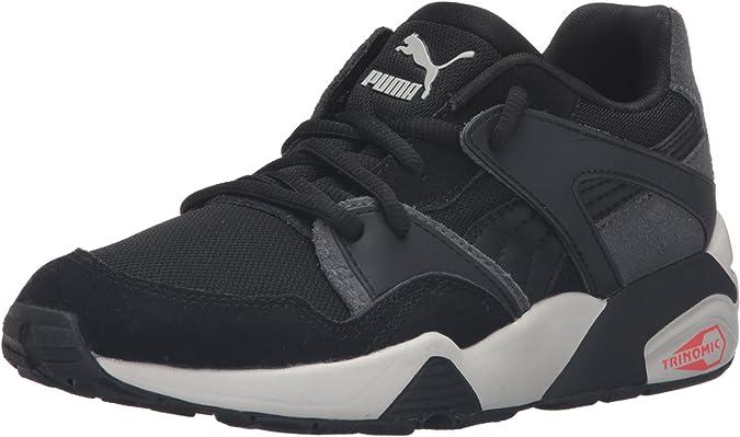 Amazon.com | PUMA Blaze JR Classic Style Sneaker (Little Kid/Big ...