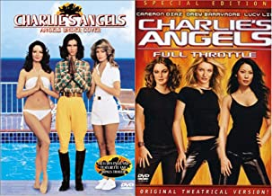 Bosley has another Mission for you Girls - Classic and Moder Charlie's Angels: Angels Under Cover (Full Screen Edition) & Full Throttle (Special Edition)