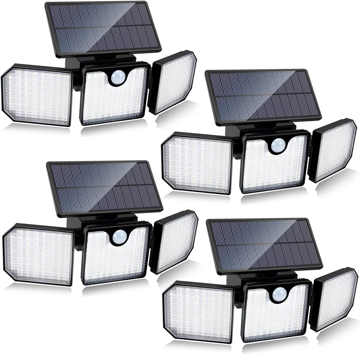 Upgrade Solar Motion Manufacturer regenerated product Lights LED Flood Outdoor Limited Special Price 230