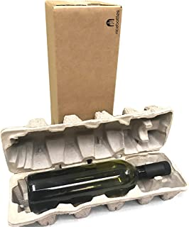 NiceBottles - Wine Shipping Box, Single - Pack of 3