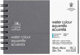Winsor & Newton Bloc Papier Aquarelle Professionne