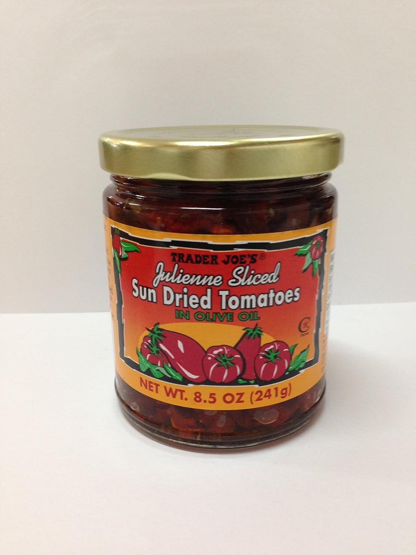 Trader Joe's Julienne Sliced Sun Dried Tomatoes