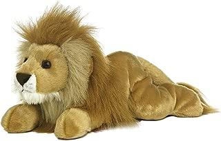 Aurora Flopsie Leonardus Lion, Multi-Colour, 12 inches, Au13251