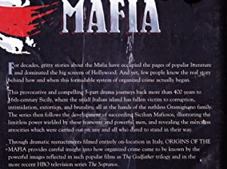 The Roots Of The Mafia : The Complete 5 Part Series : A&E - Box Set