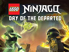 LEGO Ninjago: Day of the Departed Season 1