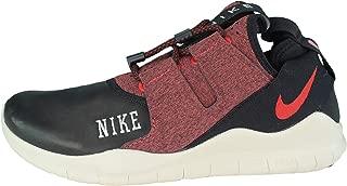 Mens Free RN CMTR 2018 Training Shoes Ah6727-006 Black/University Red (9.5)
